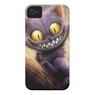 Crazy cat iphone4 case iPhone 4 cases