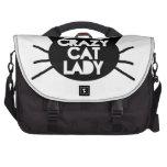 Crazy Cat Lady Commuter Bag