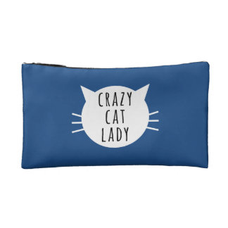 Crazy Cat Lady Funny Bag