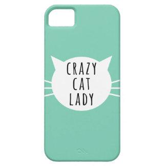 Crazy Cat Lady Funny Case