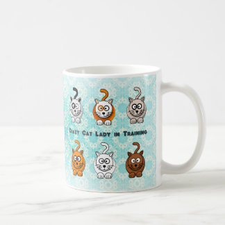 Crazy Cat Lady In Training Mug