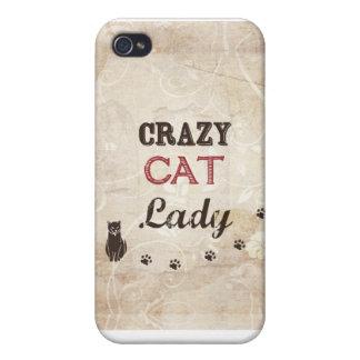 Crazy Cat Lady Phone case