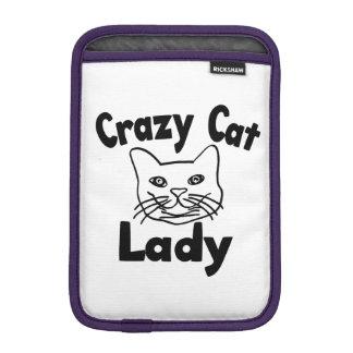 Crazy Cat Lady Sleeve For iPad Mini