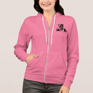 Crazy Cat Lady Zip Sweatshirt