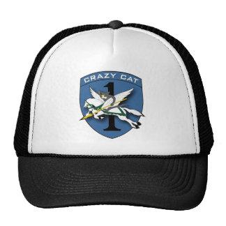 Crazy Cat - RR Vietnam Trucker Hat