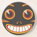 Crazy Cat Sandstone Coaster