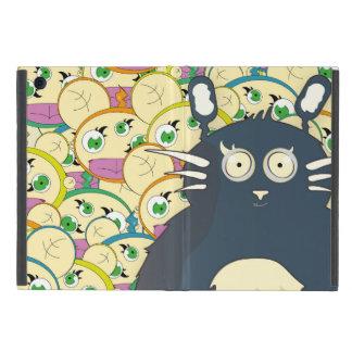 Crazy character iPad mini cover