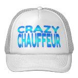Crazy Chauffeur Trucker Hat