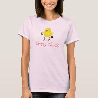 Crazy Chick Ladies Tee