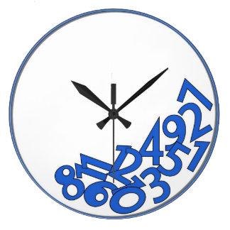 Crazy clock