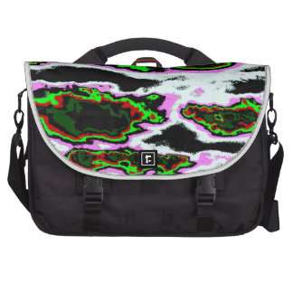 Crazy Clouds Bag For Laptop