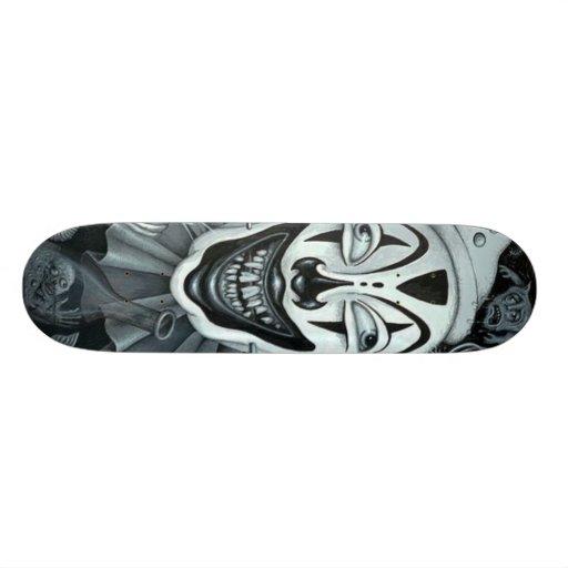 how to make a custom skateboard design