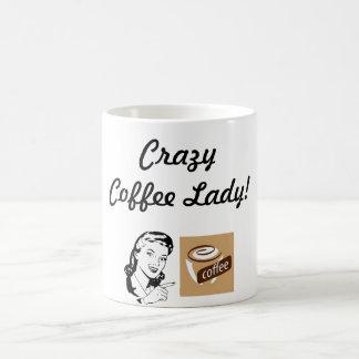Crazy Coffee Lady Mug