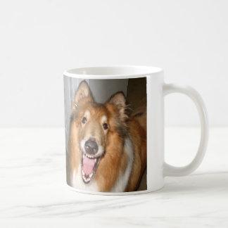 Crazy Collie Mug