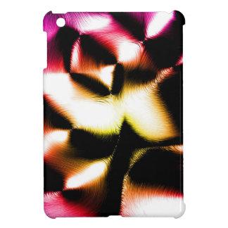 Crazy color iPad case