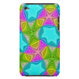 Crazy Color Pattern iPod Touch Covers