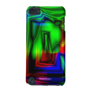 Crazy Colorful iPod Touch (5th Generation) Cases