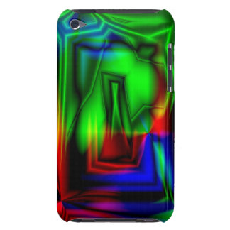 Crazy Colorful Barely There iPod Covers