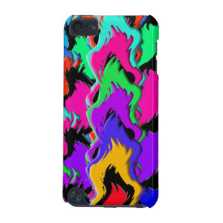 Crazy colors iPod touch (5th generation) covers