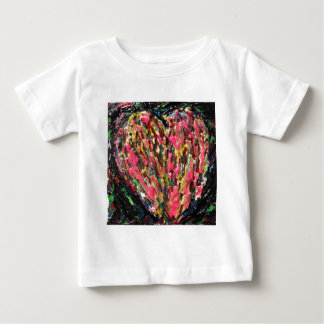 crazy colors crazy love baby T-Shirt