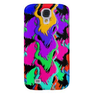 Crazy colors Iphone case