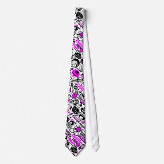 Crazy  Combo Neck Tie