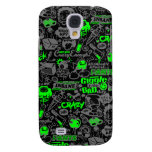 Crazy Combo Samsung Galaxy S4 Cover