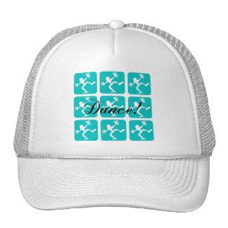 Crazy cool dance trucker hat