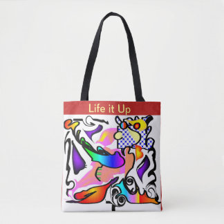 Crazy Cool Tote Bag