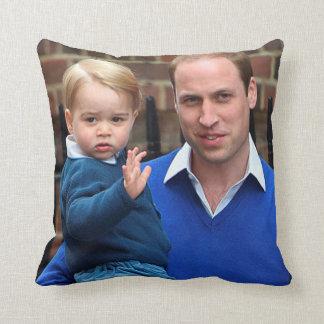 Crazy Cousin Humorous Family Fun Throw Pillow