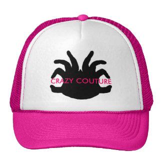 CRAZY COUTURE TRUCKER HAT