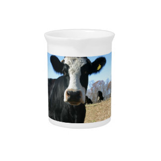 Crazy Cow Beverage Pitcher