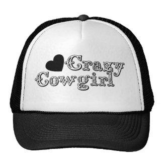Crazy Cowgirl Trucker Hat