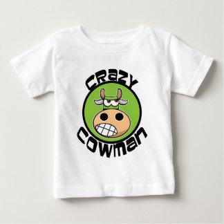 CRAZY COWMAN BABY T-Shirt