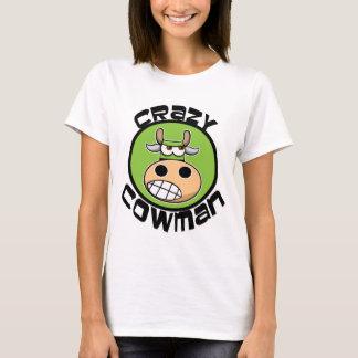 CRAZY COWMAN T-Shirt