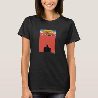 Crazy Crab Tiananmen t-shirt