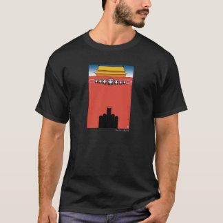 Crazy Crab's Tiananmen t-shirt