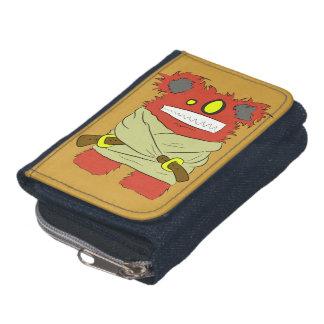 Crazy critter wallets