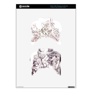 Crazy critters Xbox Controller Skins Xbox 360 Controller Skins