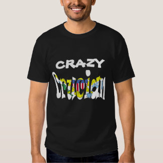 Crazy Crucian T-shirt
