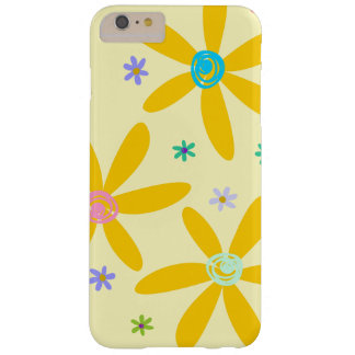 Crazy Daisy Barely There iPhone 6 Plus Case