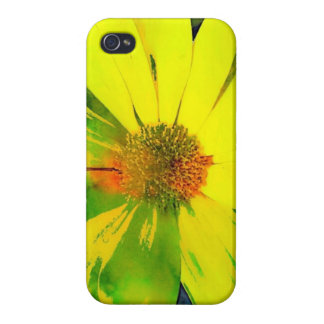 Crazy Daisy iPhone 4 Cover