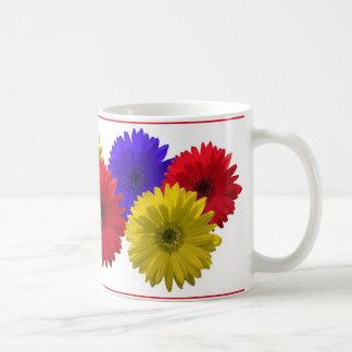 Crazy Daisy Multi-color Mug