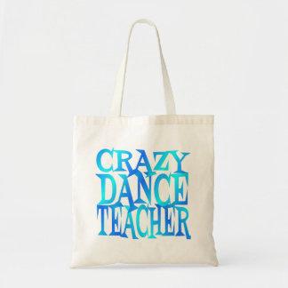 Crazy Dance Teacher Tote Bag