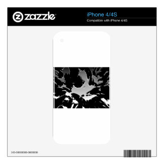 crazy decals for iPhone 4S
