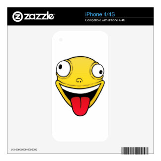 Crazy Decals For The iPhone 4