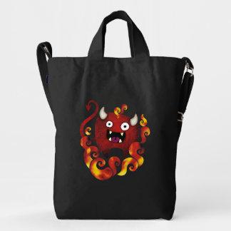 Crazy Demon Duck Bag