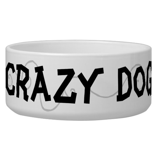 Crazy Dog Bowl