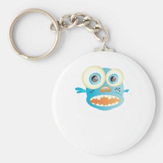 crazy dog key chain