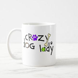 Crazy Dog Lady - Mug